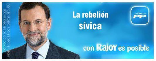 La rebelión S�vica, con Rajoy es posible
